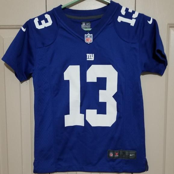 finest selection 0b7a8 8ff36 Nike NFL Odell Beckham Jr Jersey